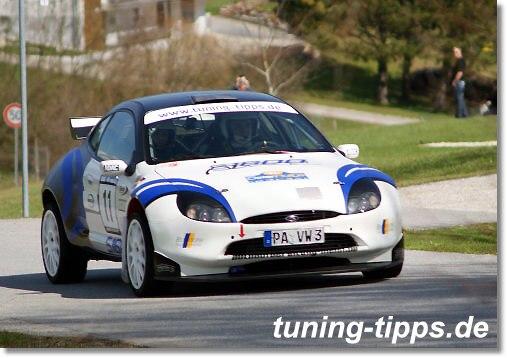 Osterrallye 2010 Ford Puma Super 1600